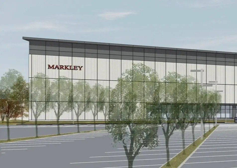 markley's data center in lowell