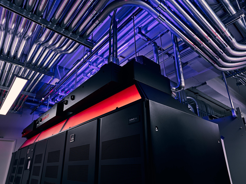 Markley data center